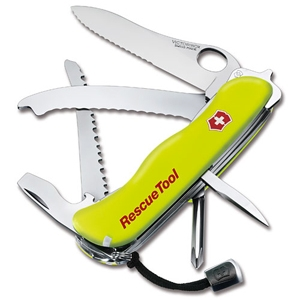 Victorinox 53900 Swiss Army Rescue Tool Knife