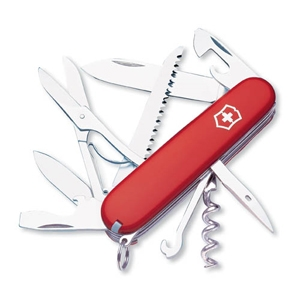 Victorinox 53201 Swiss Army Huntsman Knife