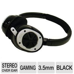 NOX Audio 2837872 Specialist Gaming Bundle - Black