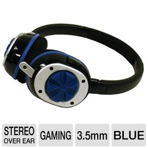 NOX Audio 2837880 Specialist Gaming Bundle - Blue