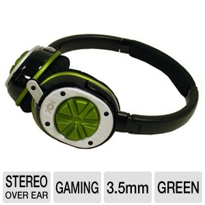 NOX Audio 2837873 Specialist Gaming Bundle - Green