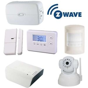 Vera Z-Wave Family Safety Home Control Kit