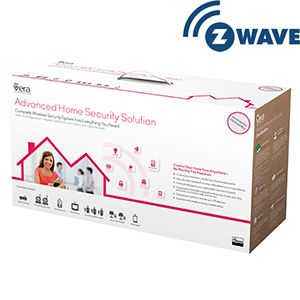 Z-Wave Home & Business Security Control System