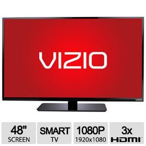 "Vizio 48"" Class 1080P LED Smart TV - E480I-B2"