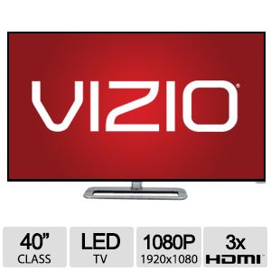 "Vizio 40"" Class 1080P Smart LED TV - M401I-A3"