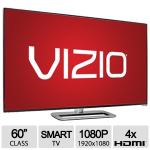 "Vizio M602I-B3 60"" 1080p 240Hz Smart LED TV"
