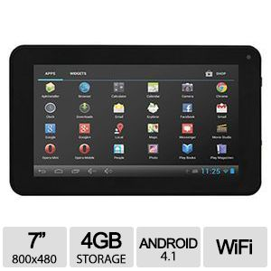 iCraig Mono Core 4GB Android 4.1 OS Tablet