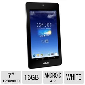 ASUS MeMO PAD HD 7 1GB/16GB JB4.2 White SCRATCH