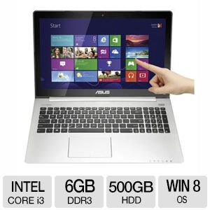 Asus Vivobook Notebook - Core i3, 6GB, 15.6""