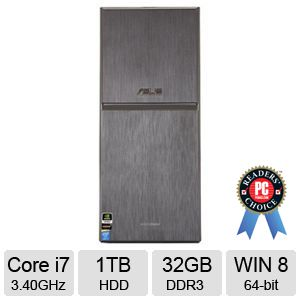 ASUS G10AC Core i7 32GB 1TB Gaming PC