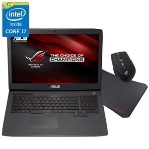 "ASUS Core i7, 24GB DDR3L, 17.3"" Gaming Laptop Bundle"