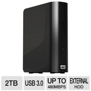 Western Digital My Book 2TB Essential Hard  REFURB