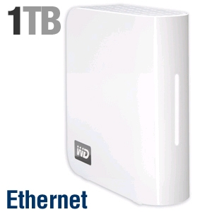 WD My Book World Edition 1TB  NAS