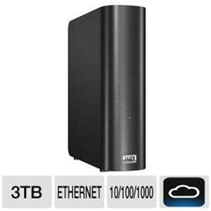 WD My Book Live 3TB Personal Cloud Nas