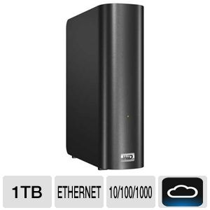 WD My Book Live 1TB Personal Cloud Nas