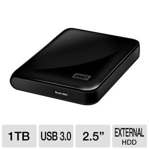 WD 1TB USB 3.0 My Passport Essential Hard Drive 