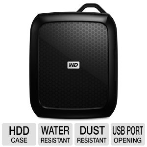 WD Nomad Rugged Case for Passport