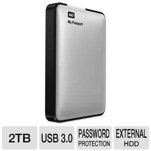 how to format wd passport hard drive for mac