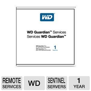 WD Guardian Pro 1 Year Plan
