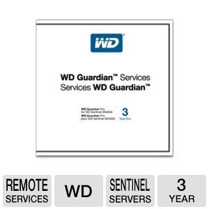 WD Guardian Pro 3 Year Plan