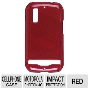 TESSCO Red Sprint Dura-Gel Case