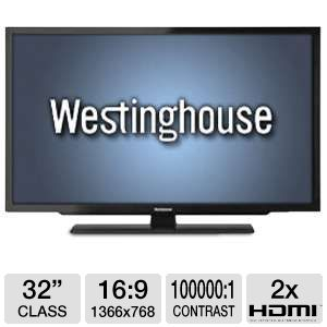 "32"" 720P 60 HZ LED HDTV"