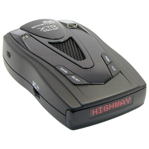Whistler XTR-690se Radar Detector