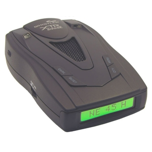 Whistler XTR-695se Radar Detector
