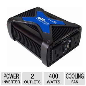 Whistler PRO-400W Pro Power Inverter