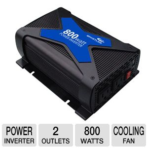 Whistler PRO-800W Pro Power Inverter