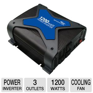 Whistler PRO-1200W Pro Power Inverter