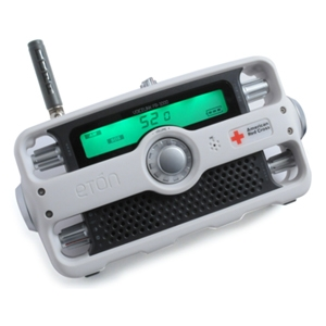 Eton AFCFR1000W Hand Crank 2 Way Radio