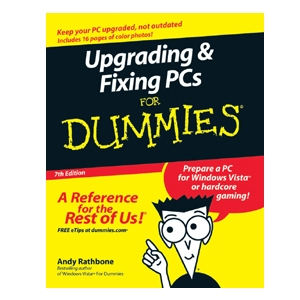 Upgrading and Fixing PCs for Dummies Book