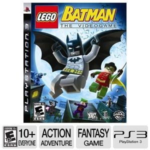 LEGO Batman: The Videogame - PS3 Game