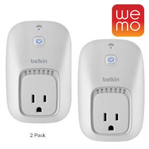 WEMO Switch Two-Pack Bundle