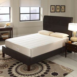 "Nature's Sleep 12"" Gel Memory Foam Mattress, King"