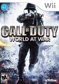 CALL OF DUTY:WORLD AT WAR