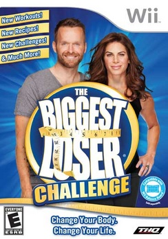 THQ 30367 Wii The Biggest Loser Challenge