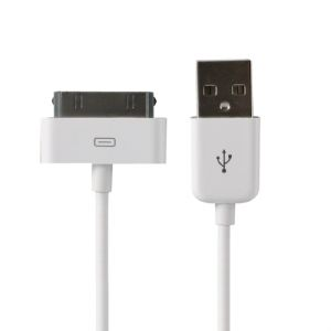 USB Charge & Sync Cable for Apple iPhone, iPhone 4