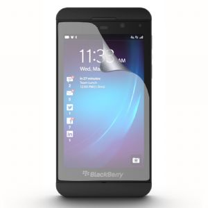 Screen Protector compatible with BlackBerry Z10