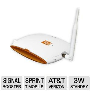 zBoost YX545 SOHO Cell Phone Signal Booster Refurb