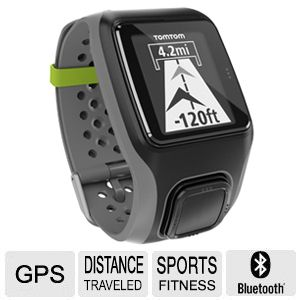 TomTom Multi-Sport GPS Unisex Watch