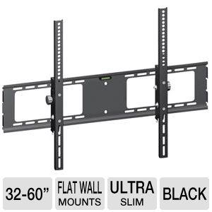 Xtreme Ultra Slim TV Wall Mount with Level