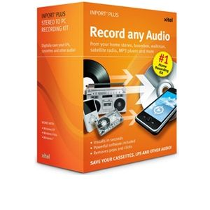 Xitel INPLUS-X1 Home Recording Kit