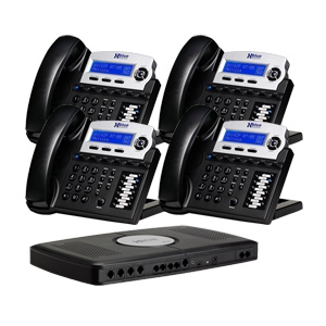 Xblue Networks X16 Phone System (4-Pack)