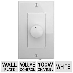 XANTECH XVCD100 Decora-Style Volume Control