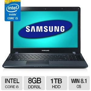 Samsung ATIV Book 2 Notebook - NP270E5J-K01US