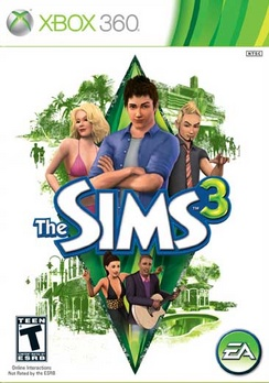 XBOX360 THE SIMS 3
