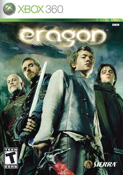 ERAGON: XBOX 360 GAME