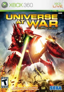 UNIVERSE AT WAR EARTH ASSAULT: XBOX 360
